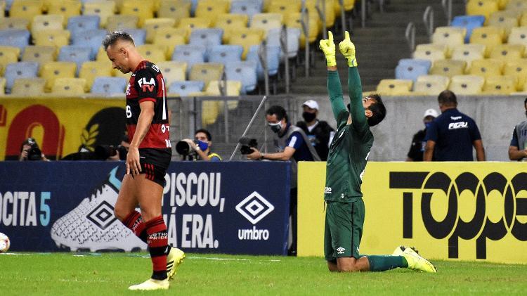 Muriel interrompeu o pênalti de Rafinha e concedeu o título da Copa do Rio ao Fluminense - Mailson Santana / Fluminense FC - Mailson Santana / Fluminense FC