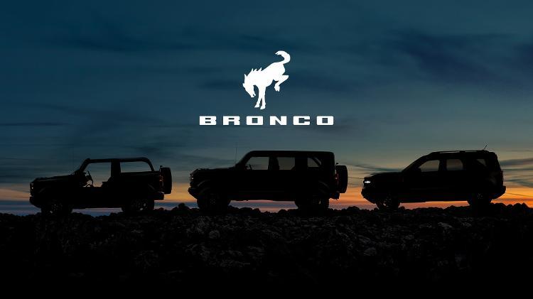 Tudo o que sabemos sobre o novo Ford Bronze, um jipe que pode estar chegando ao Brasil