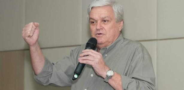 O ex-deputado federal José Mentor, do PT, foi internado na UTI com kovid-19 - 14.07.2020.