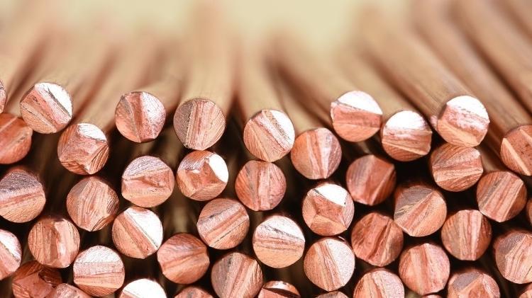 Larrouy-Maumus recomenda o uso de cobre apenas em superfícies de alto contato por custo - Getty Images - Getty Images