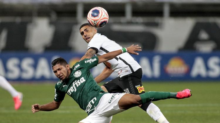 Rony - Rodrigo Coca / Agência Corinthians - Rodrigo Coca / Agência Corinthians