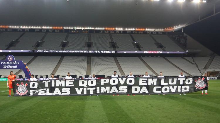 Corinthians - Rodrigo Coca / Agência Corinthians - Rodrigo Coca / Agência Corinthians