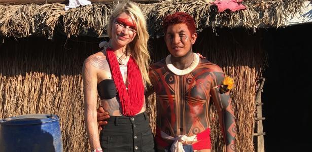 Uma viagem de barco em Xing mudou a vida de uma modelo e enfermeira indígena – 28.07.2020