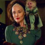 Netflix revela imagens anteriores de Shark Stone com Sharon Stone