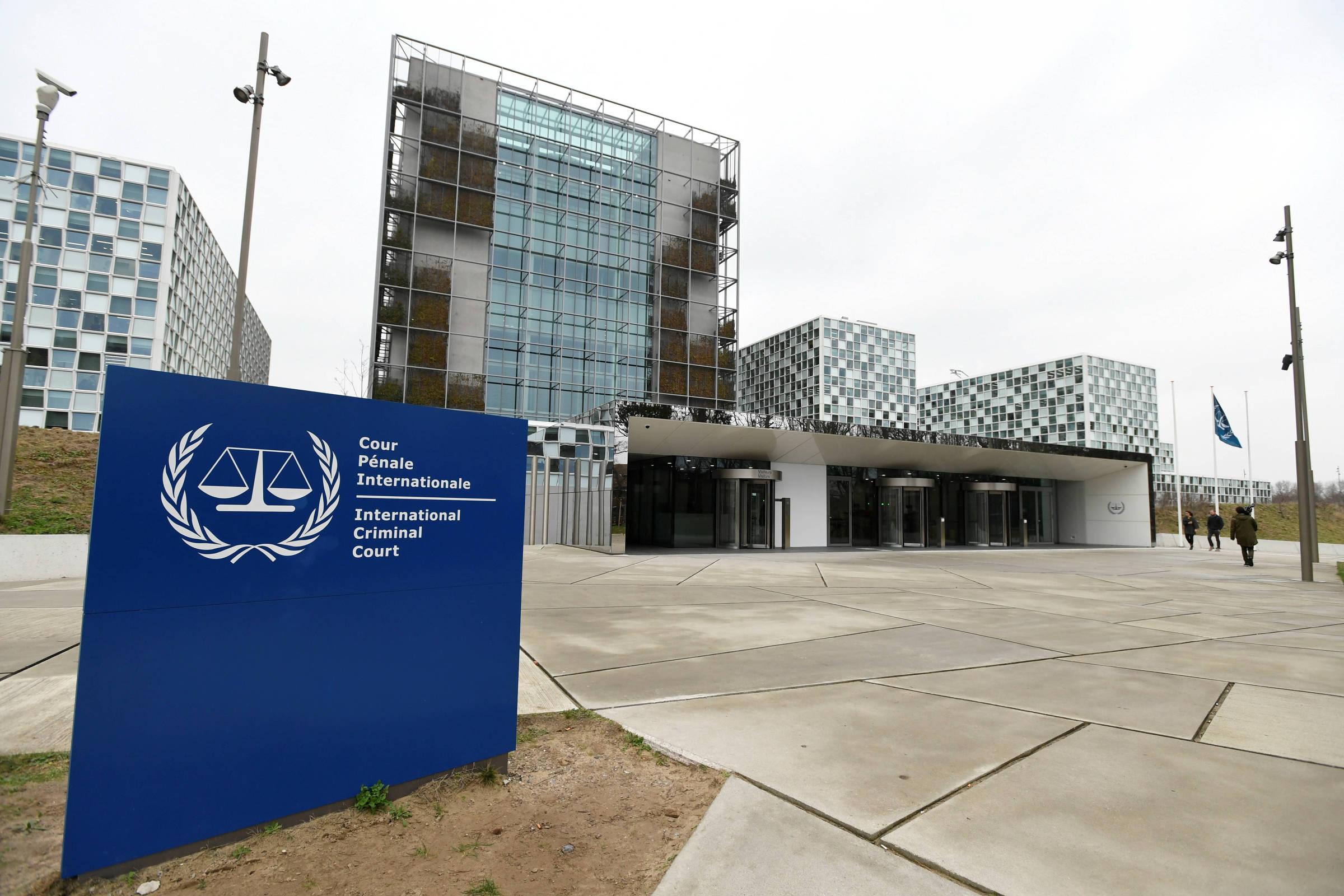 O Tribunal Penal Internacional rejeita mais de 90% do pedido de investigação - 29 de julho de 2020. - O mundo