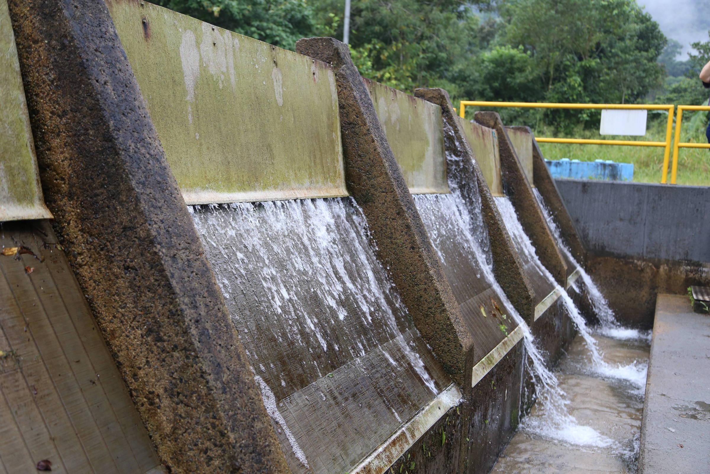 O Guarujá sofre com a escassez de água e teme um desastre hídrico em meio à pandemia - 31.07.2020. - Vida cotidiana