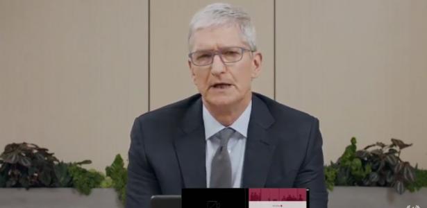 A Apple diz que seus aplicativos não têm vantagem sobre os rivais, mas não exatamente
