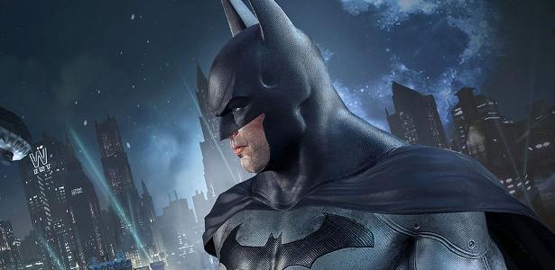 A história da série HBO Max em Gotham City