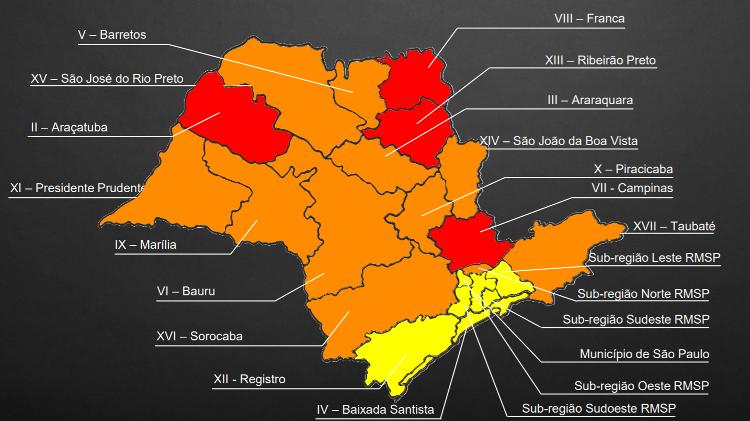 10 / 07-2020 - 6. atualização do plano em São Paulo - publicação - divulgação