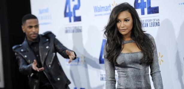 Big Sean, ex-noivo de Naye Rivera, quebra o silêncio e presta homenagem à atriz - 18.07.2020.