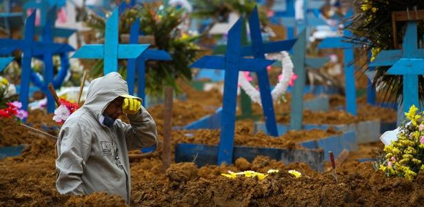 Covid: Brasil tem 632 mortes em 24 horas e excede 80.000 mortes - 20.07.2020