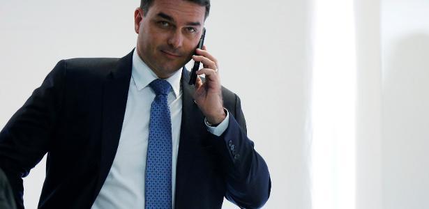 Flávio Bolsonaro testemunhará em caso de tiroteio e negociará uma videoconferência, diz o advogado - 3.7.2020.