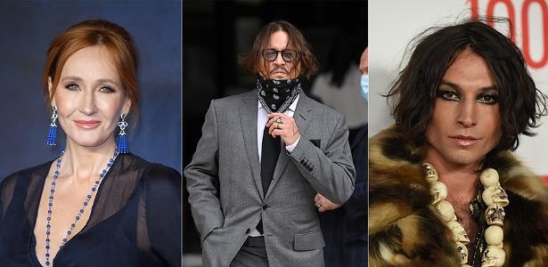 J.K Rowling, Johnny Depp, Ezra Miller: 'Animais Fantásticos' é amaldiçoado?