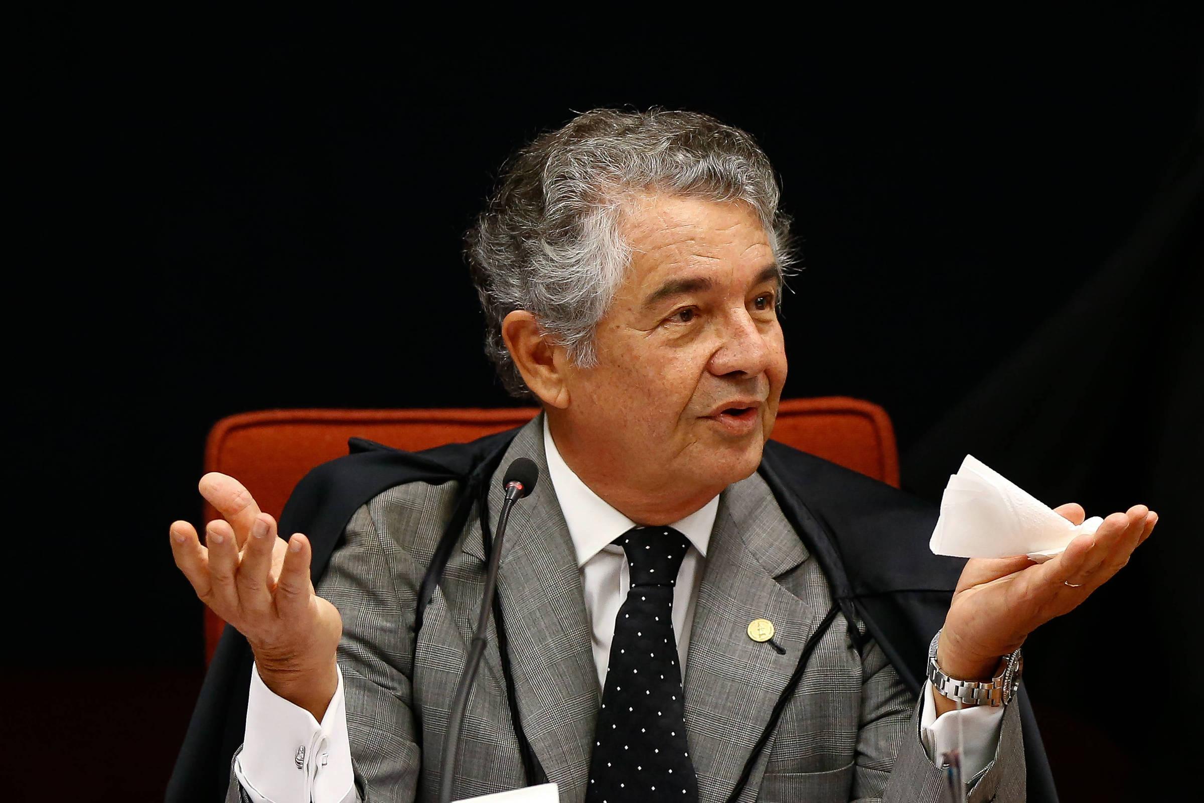 Marco Aurélio nega recurso da Câmara contra a busca no escritório de Paulinho da Força - 29.07.2020. - Poder
