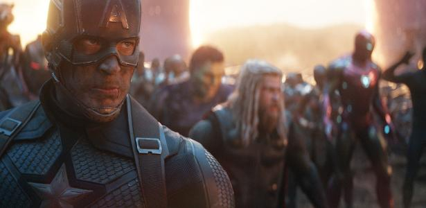 Natação dos Vingadores! O diretor revela qual filme seria o maior do universo Marvel