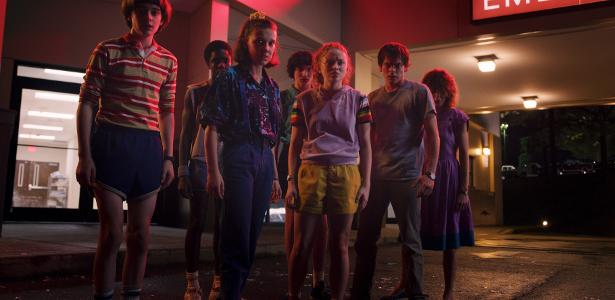 Netflix e os criadores de 'Strange Things' foram processados por plágio em 16 de julho de 2020
