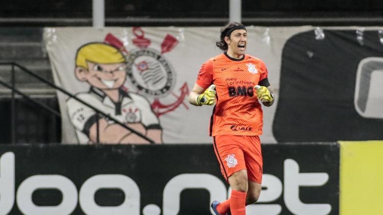 Cássio - Rodrigo Coca / Agência Corinthians - Rodrigo Coca / Agência Corinthians