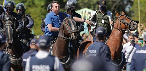 O peito está pronto? Nepotismo militar e Centrão garantem Bolsonaro - Balaio do Kotscho