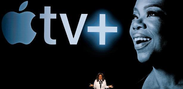 Oprah Winfrey falará sobre racismo no novo Apple TV + talk show - 27.07.2020