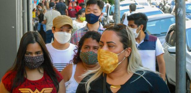 São Paulo não vê ligação entre reabertura e aumento de casos e mortes de Covid-19