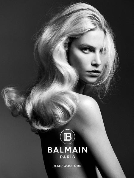 A top model, Aline Weber, esteve na capa de revistas e estrelas de campanhas publicitárias em todo o mundo - Reprodução - Reprodução