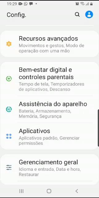 android correio de voz gif1
