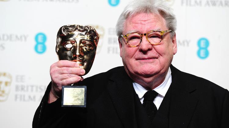 Alan Parker, com seu honorário BAFTA, venceu em 2013 - Ian West / PA Images via Getty Images - Ian West / PA Images via Getty Images